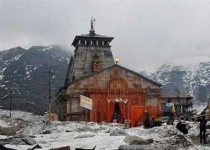 Kedarnath Snowfall