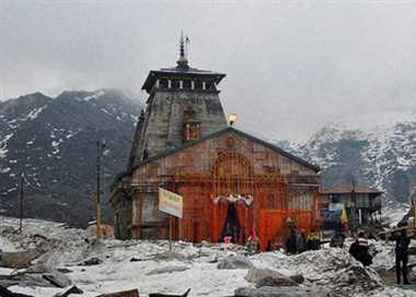 When to Visit Kedarnath Temple – Weather & Climate Information