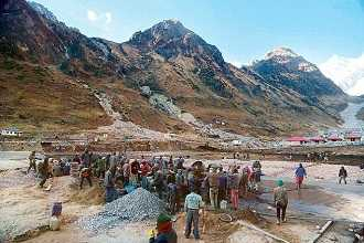 Local People Will Now Be Able To Open Up Shops from Base Camp to Kedarnath
