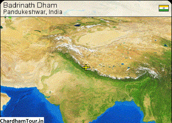 Badrinath Dham Geographical Features