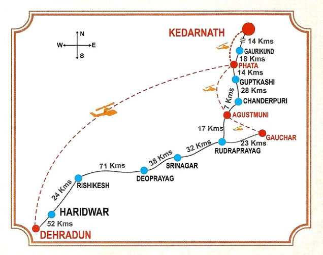 Kedarnath – Geography & Demographics