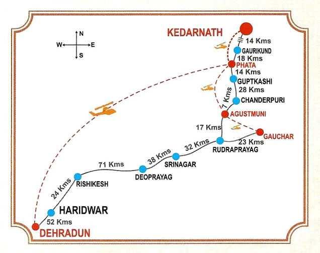 Kedarnath – Geography & Demographics