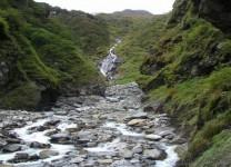 Origin of River Yamuna