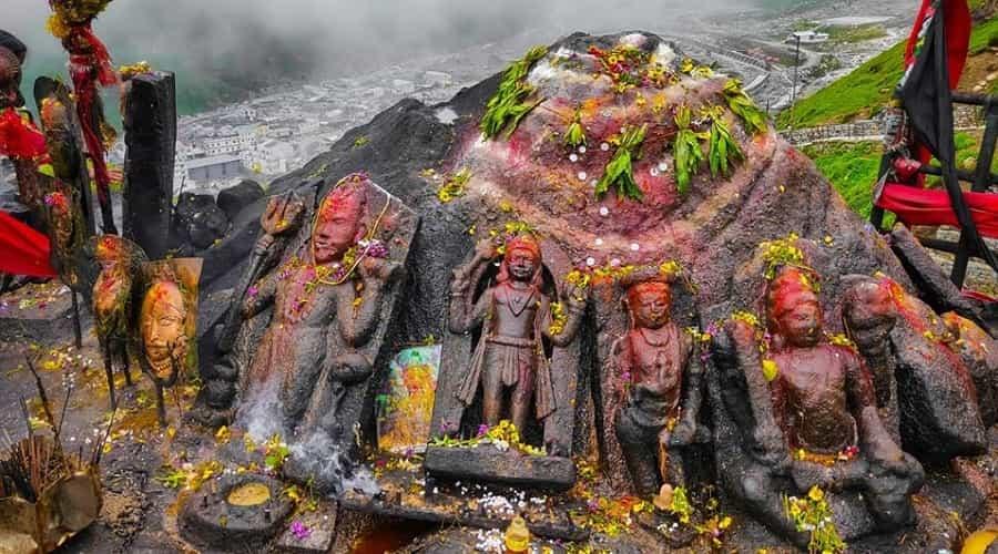 Bhairavnath Temple at Kedarnath