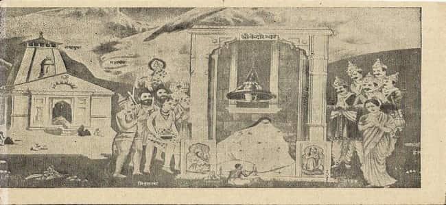 Kedarnath History and Legends