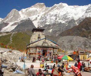 Kedarnath Temple Darshan