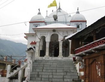 mukhba temple