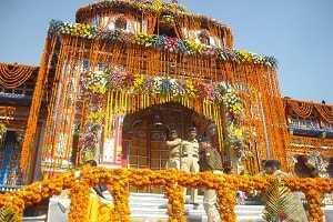 Badrinath Closing Ceremony