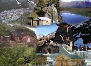 Panch Kedar Yatra Package - Rs.32,500/- Per Person