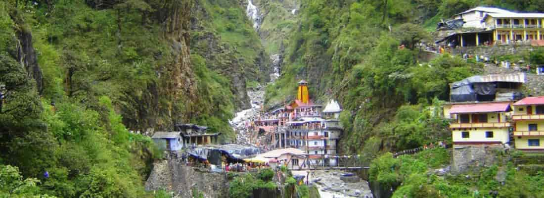 Chardham Yatra with Valley of Flowers