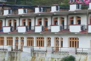 hotel Aditya Palace Barkot