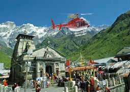 kedarnath helicopter tour
