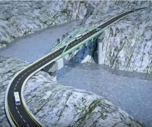 Chardham highway project