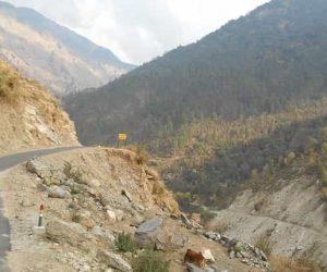 Dharasu to Gangothri