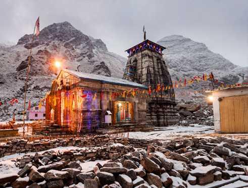 Kedarnath Dham Temple Information