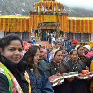 Chaulai Laddoo's Importance at Badrinath Dham