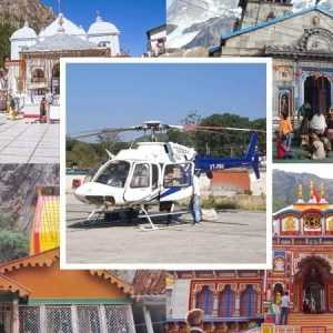 Government is all Ready to Start Helicopter Services for Char Dham Yatra
