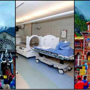 Hyperbaric Chambers in Badrinath Kedarnath – Hi Tech Arrangements for Devotees